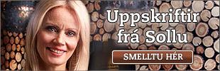Uppskriftir frá Sollu