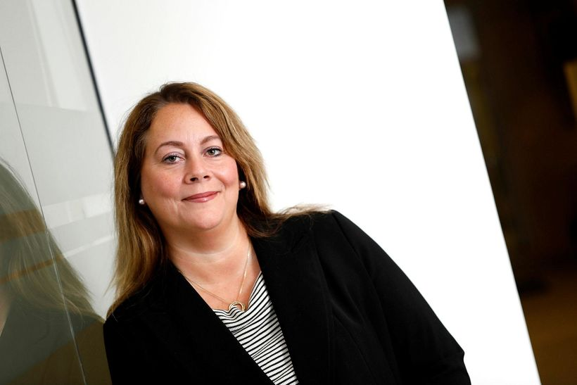 Erna Guðmundsdóttir, framkvæmdastjóri BHM.
