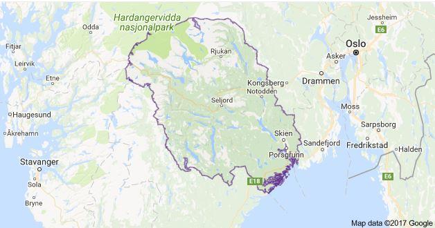 Þelamörk er fylki í Noregi