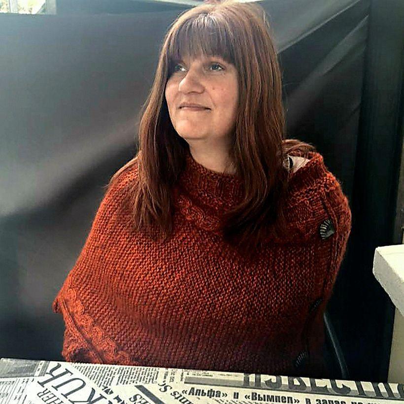 Málfríður Þorleifsdóttir, an Icelandic woman who stands charged of manufacturing ...
