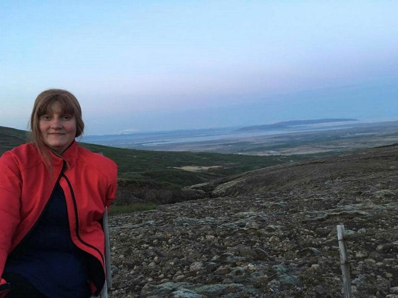"""I am not a criminal,"" says Þorleifsdóttir."