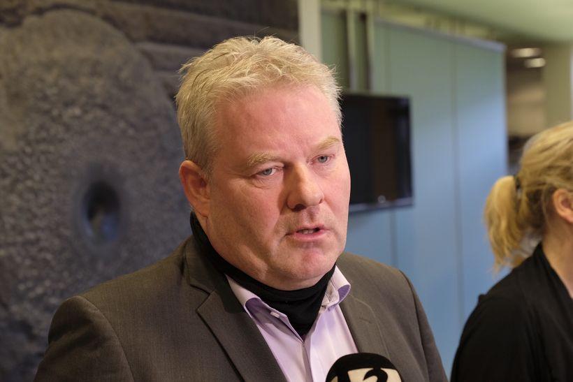 Sigurður Ingi Jóhannsson, formaður Framsóknarflokksins, segir kosningarnar í haust hafa ...