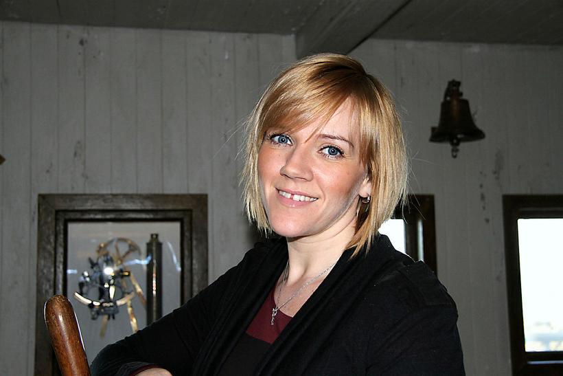 Hanna María Kristjánsdóttir, forstöðumaður Þekkingarseturs Suðurnesja, segir markmið kynningarinnar að ...
