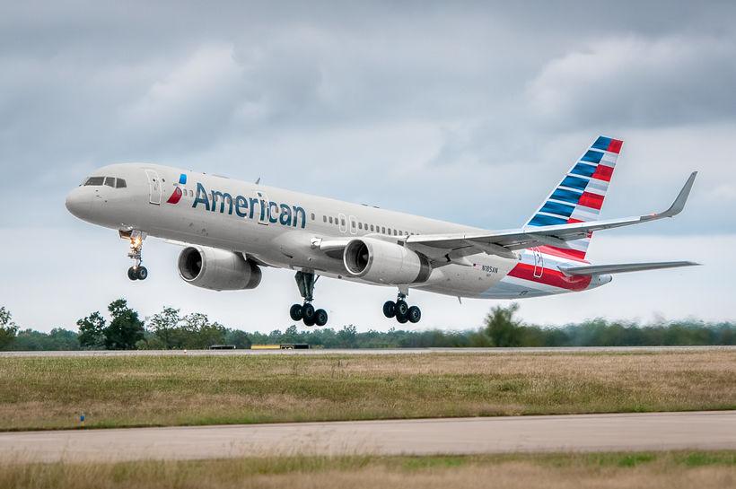 American Airlines byrjar að fljúga til Íslands næsta sumar.