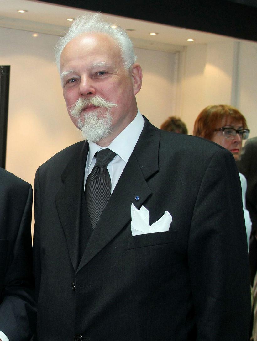 Geir Waage, sóknarprestur í Reykholti.