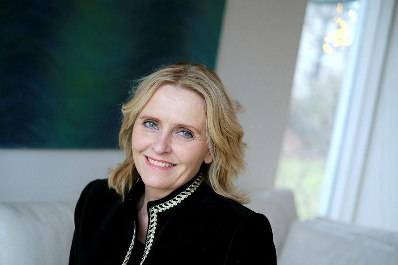 Heiða Björg Hilmarsdóttir.