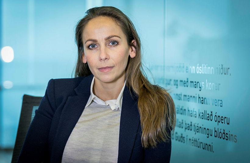 Heiðrún Lind Marteinsdóttir, framkvæmdastjóri SFS.