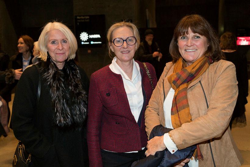 Jóna Guðrún Oddsdóttir, Guðbjörg Astrid Skúladóttir og Ása Helga Ólafsdóttir.