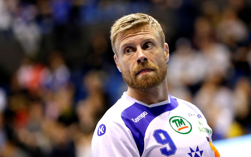 Guðjón Valur Sigurðsson er einn besti leikmaður þýsku deildarinnar.