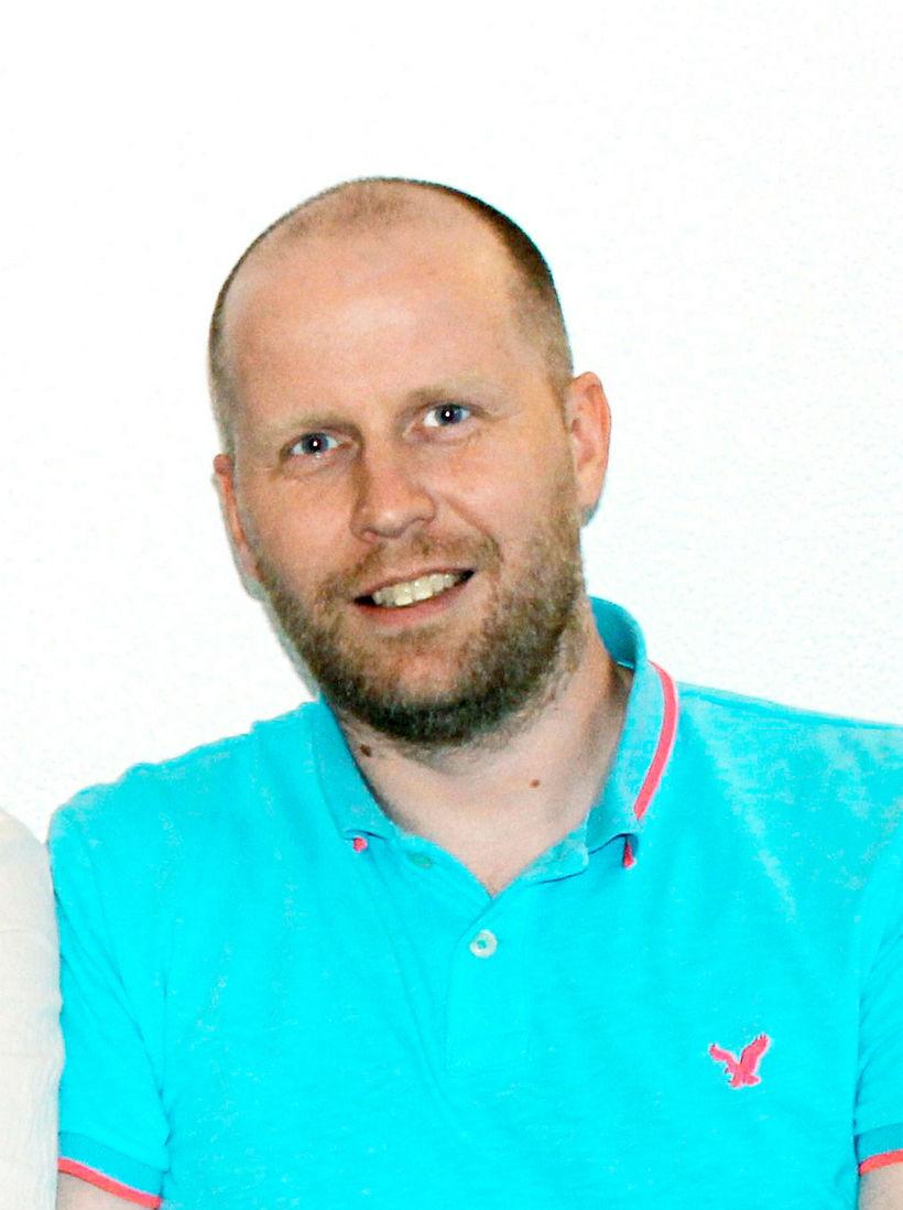Ríkharður Örn Steingrímsson.