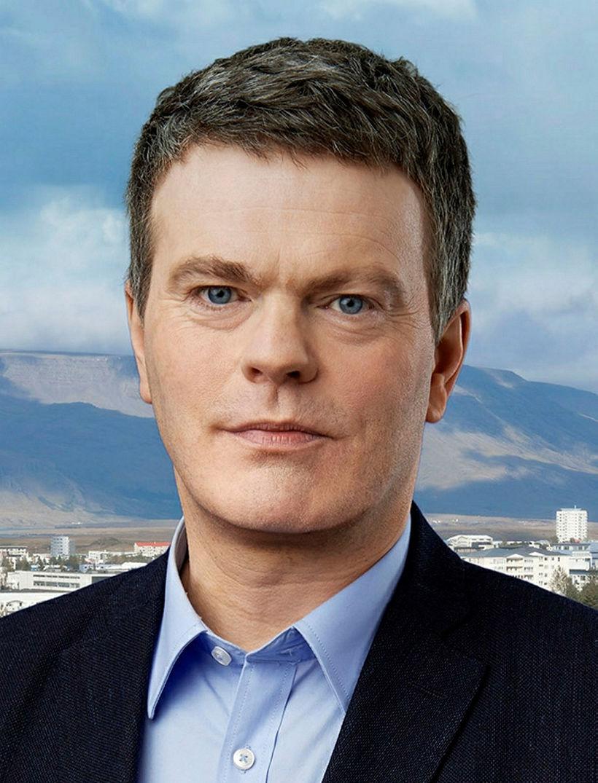 Halldór Halldórsson, formaður Sambands íslenskra sveitarfélaga.