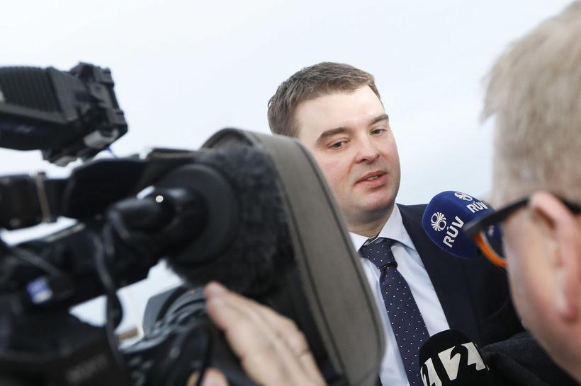 mbl.is/Ásmundur Einar Daðason, félags- og jafnréttismálaráðherra.