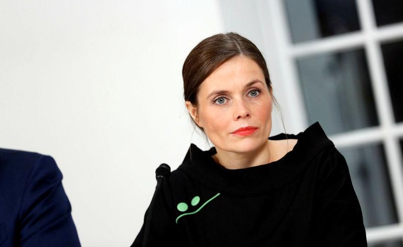 Katrín Jakobsdóttir became Prime Minister of Iceland yesterday.