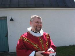 Sr. Kristján Valur Ingólfsson, vígslubiskup í Skálholti var með 753 ...