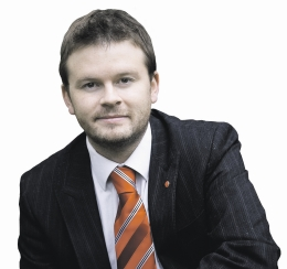 Ágúst Ólafur Ágústsson.