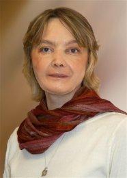 Isabelle Dinoire, fyrsta konan sem gekkst undir andlitságræðslu.