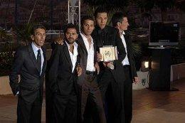 Jamel Bebbouze, Samy Naceri, Roschdy Sem, Sami Bouajila og Bernard ...