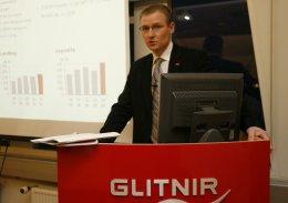 Bjarni Ármannsson, fyrrverandi forstjóri Glitnis.