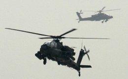 Bandarískar Apache herþyrlur eru á meðal þess sem Sádi-arabar hyggjast ...