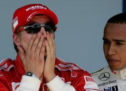 Ferrari segir Hamilton hafa hindrað Räikkönen í tímatökunum í Sao ...