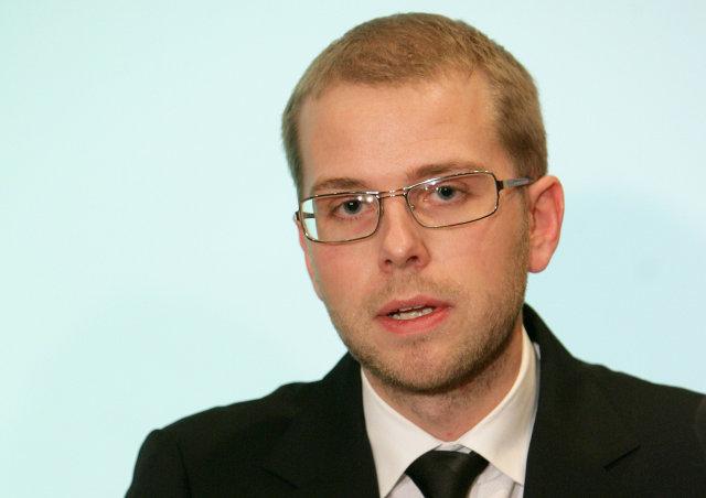 Jón Sigurðsson.