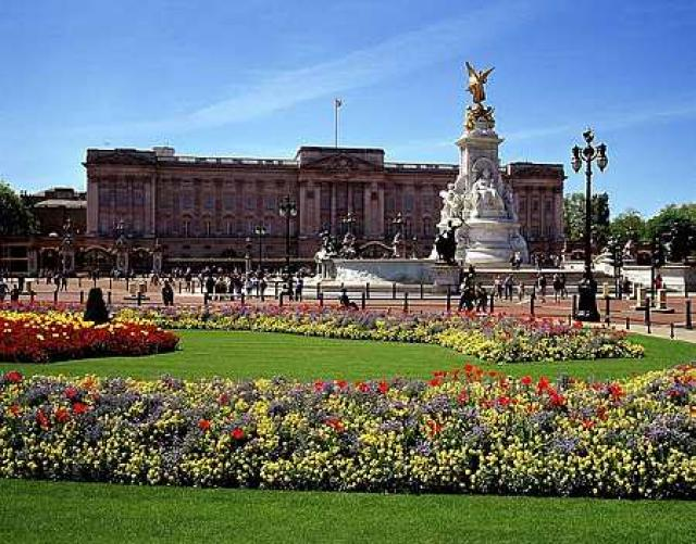 Buckingham höll