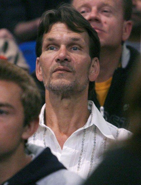 Patrick Swayze barðist við krabbameinið í tæp tvö ár.