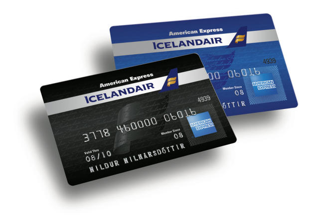 Icelandair American Express