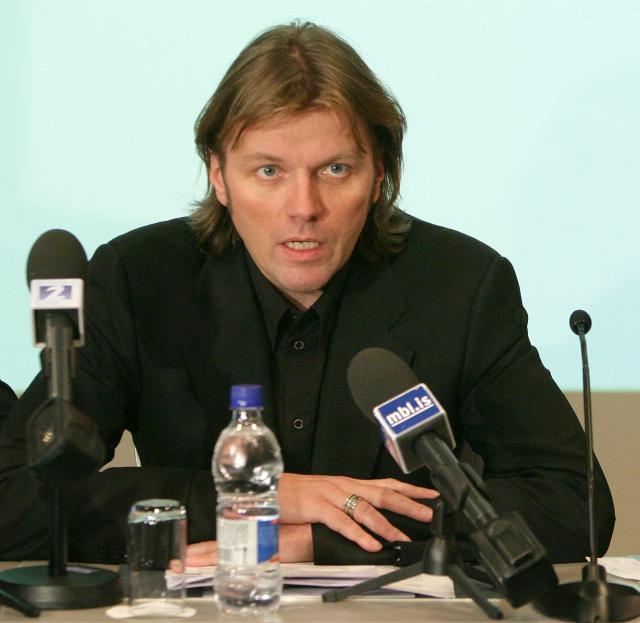 Jón Ásgeir Jóhannesson er starfandi stjórnarformaður Baugs Group.