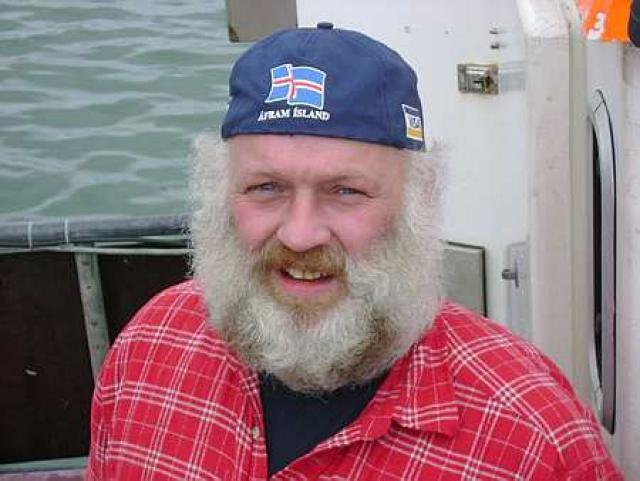 Ólafur Harðarson.