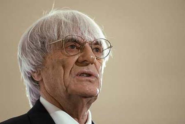 Bernie Ecclestone, faðir Tamöru.