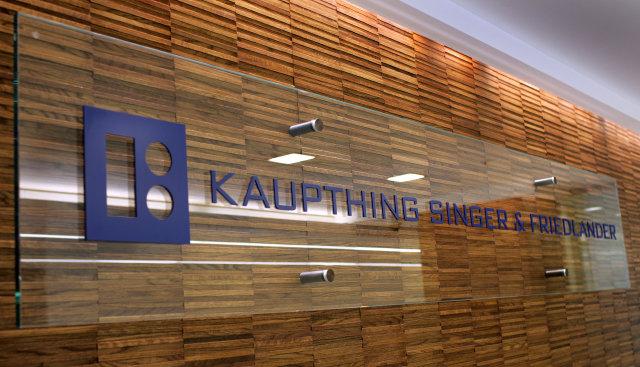 Aðalstöðvar Kaupþings í Reykjavík.