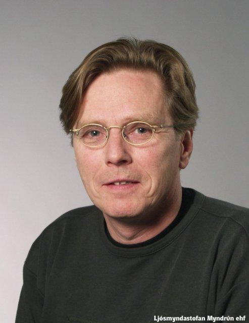 Kristján Jósteinsson forstöðumaður dagdeildar FSA.