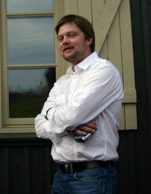 Jóhannes Kr. Kristjánsson