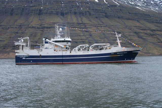 Aðalsteinn Jónsson SU 11