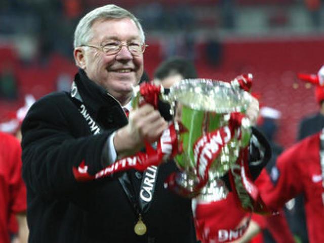 Sir Alex Ferguson er ekki orðinn saddur ennþá og vill ...