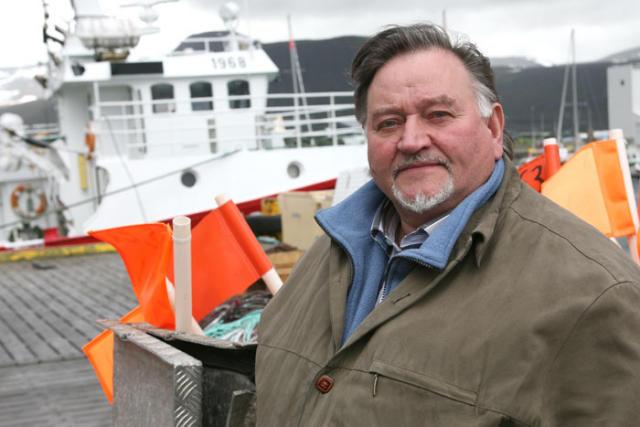 Guðjón Arnar Kristjánsson, formaður Frjálslyndra.
