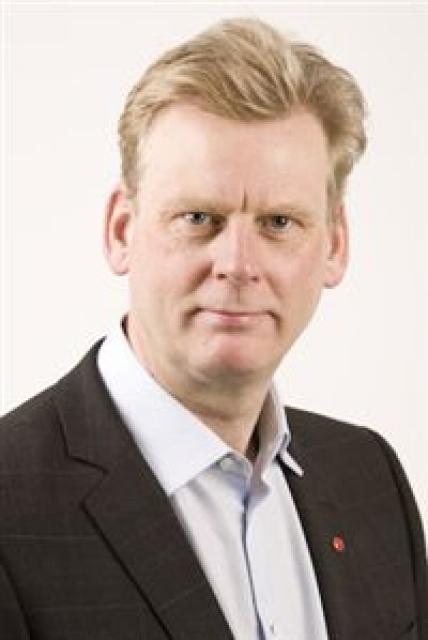 Sigmundur Ernir Rúnarsson, þingmaður Samfylkingar.