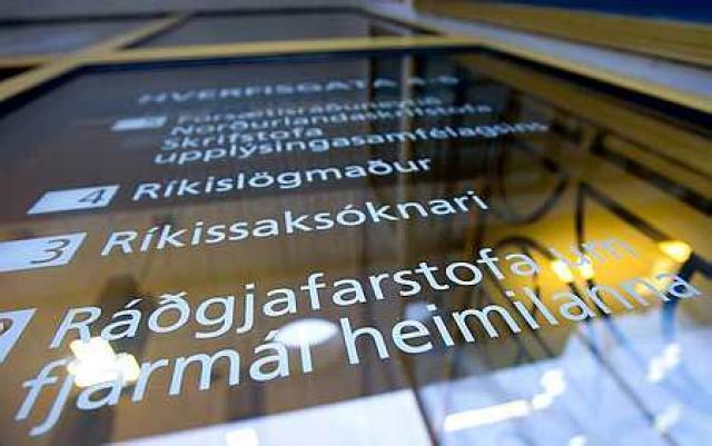 Embætti umboðsmanns skuldara er til húsa við Hverfisgötu.