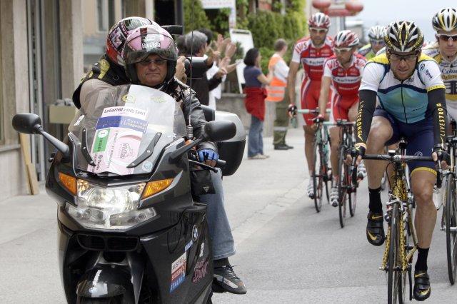 Ferðalagið verður í anda Tour de France. Mynd úr safni.