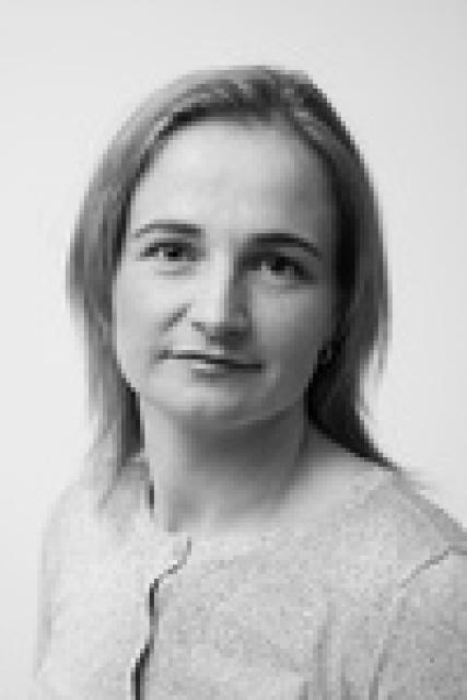 Anna Sigrún Baldursdóttir.
