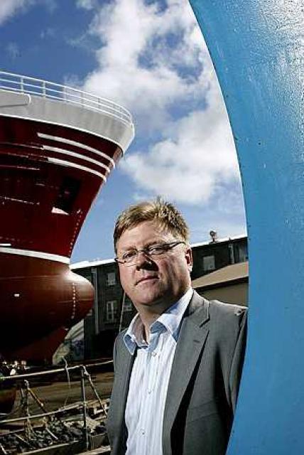 Friðrik J. Arngrímsson framkvæmdastjóri LÍÚ.