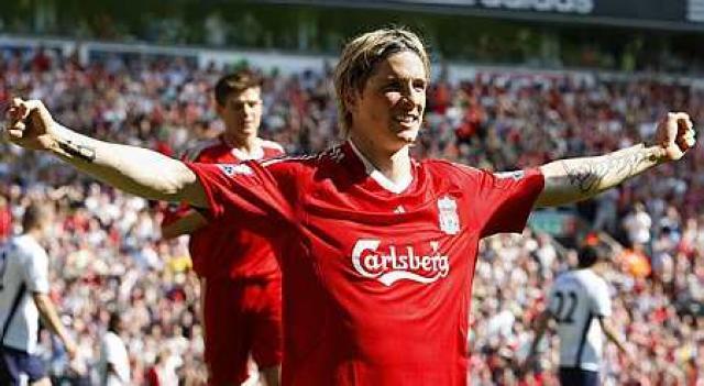 Torres hefur verið iðinn við að skora fyrir lið Liverpool.