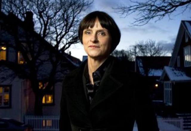 Ragna Árnadóttir, dóms- og mannréttindaráðherra.