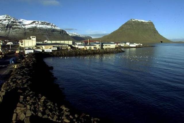 Grundarfjörður.