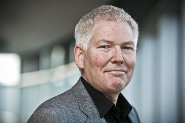 Jón Steindór Valdimarsson, formaður Já Ísland og fv. framkvæmdastjóri Samtaka ...