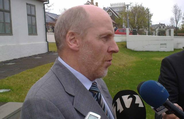 Steingrímur J. Sigfússonþ