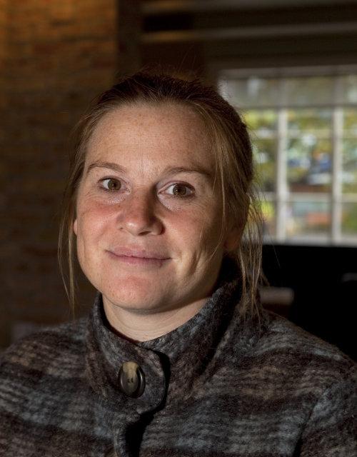 Polly Sprenger, sérfræðingur hjá SFO.