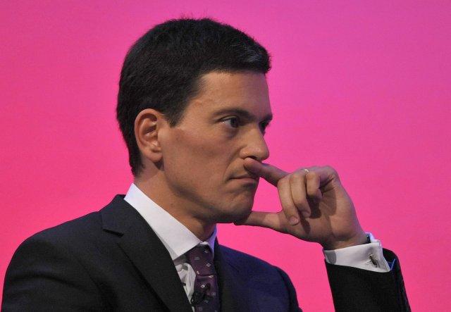 David Miliband.
