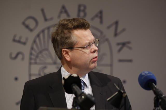 Már Guðmundsson, Seðlabankastjóri